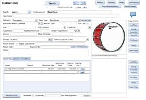 InstrumentScreen